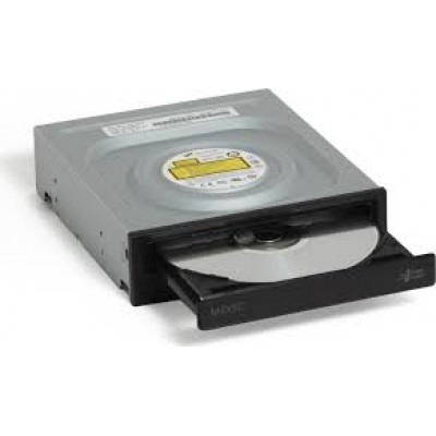 Привод DVD-RW LG GH24NSD5  (SATA, dual layer) Black