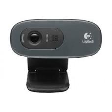 Веб-камера Logitech Webcam C270 Black 960-001063