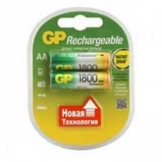 Аккумулятор GP AA 1800mAh 2BP