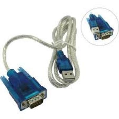Кабель-адаптер с USB на COM 5bites UA-AMDB9-012, 1,2 м