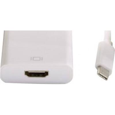 Кабель-адаптер USB-C(M) -> HDMI(F) 5bites AP-023