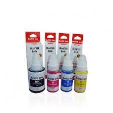 чернила Canon GI-490 (G1400/2400/3400), 70 мл, Black pigment, White Ink (Ink-mate) (оригинальная упаковка)