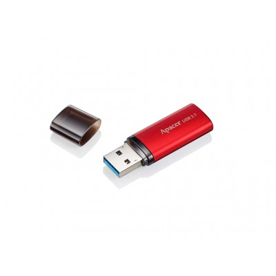 USB 3.0 Flash 64 GB Apacer AH25B AP64GAH25BR-1 Red