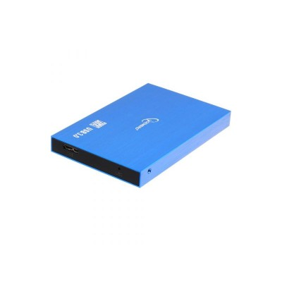 Бокс для жесткого диска Gembird EE2-U3S-56 Blue