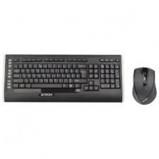 Клавиатура + мышь A4Tech Wireless Desktop 9300F