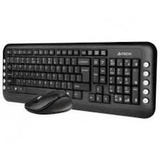 Клавиатура + мышь A4Tech Wireless Desktop 7200N