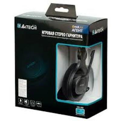 Наушники с микрофоном A4Tech HS-100
