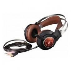 Гарнитура A4Tech BLOODY G430 черный/коричневый