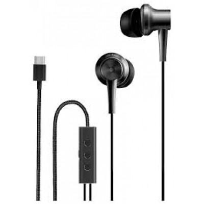 Гарнитура Xiaomi Mi In-Ear Pro Type-C  (черный)