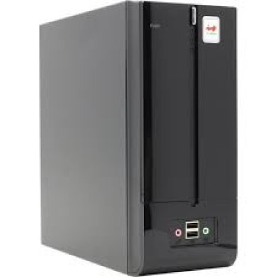 Корпус In Win BM639 160W Black mITX