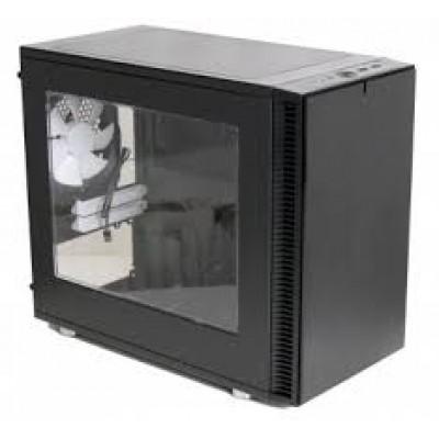 Корпус Fractal Design Define Nano S Window черный