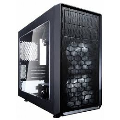 Корпус Fractal Design FOCUS G MINI Window черный