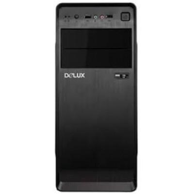 Корпус Delux DW602, 500W, ATX, Black USB 3.0