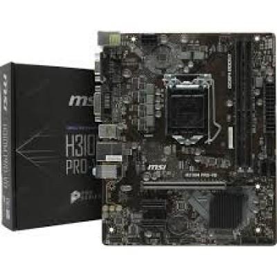 Материнская плата MSI H310M PRO-VD Plus, LGA1151, mATX