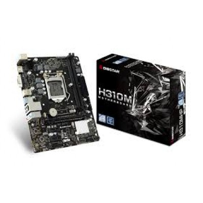 Материнская плата BIOSTAR H310MHP Ver. 7.x, LGA1151, mATX