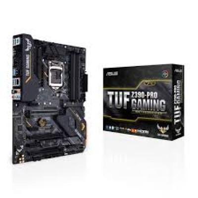 Материнская плата ASUS TUF Z390-PRO Gaming, LGA1151, ATX