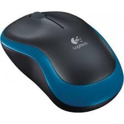 Мышь Logitech Wireless M185 Blue <910-002239>