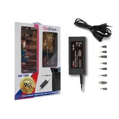 Универсальное зарядное устройство для ноутбуков QDION QD V90