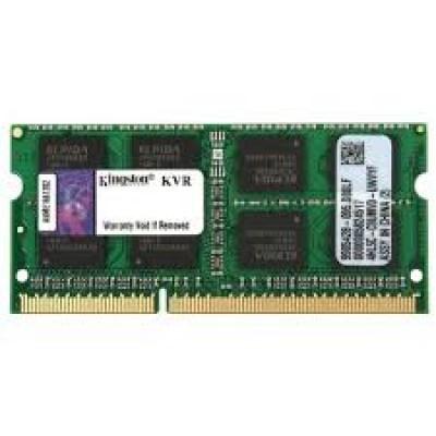 Оперативная память SO-DDR-3 8GB PC-12800 Kingston ValueRam [KVR16S11/8]