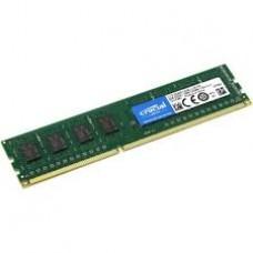 Оперативная память DDR-3 4GB PC-12800 Crucial [CT51264BD160BJ]