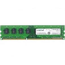 Оперативная память DDR-3 8GB PC-12800 Crucial [CT102464BD160B]
