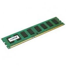 Оперативная память DDR-3 4GB PC-12800 Crucial [CT51264BD160B]