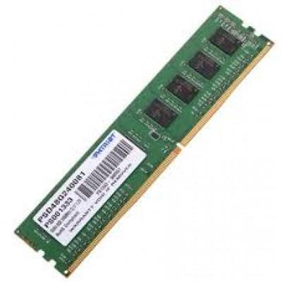 Оперативная память DDR-4 8GB PC-19200 Patriot [PSD48G240081]