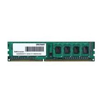 Оперативная память DDR-3 4GB PC-10600 Patriot [PSD34G133381]
