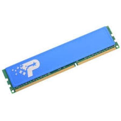 Оперативная память DDR-3 8GB PC-12800 Patriot [PSD38G16002H]
