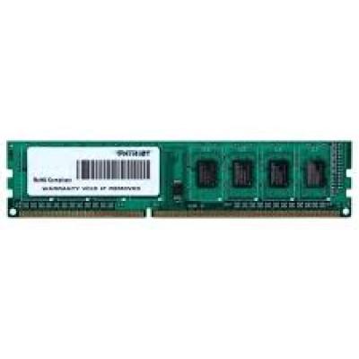 Оперативная память DDR-3 4GB PC-12800 Patriot [PSD34G16002]
