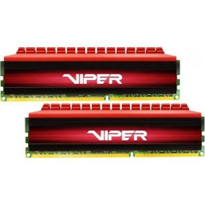 Оперативная память DDR-4 16GB (2x8GB) PC-27200 Patriot [PV416G340C6K]