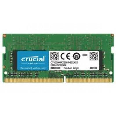 Оперативная память SO-DDR-4 8GB PC-21300 Crucial [CT8G4SFS8266]