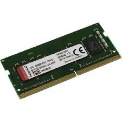 Оперативная память SO-DDR-4 8GB PC-21300 Kingston [ KVR26S19S8/8]