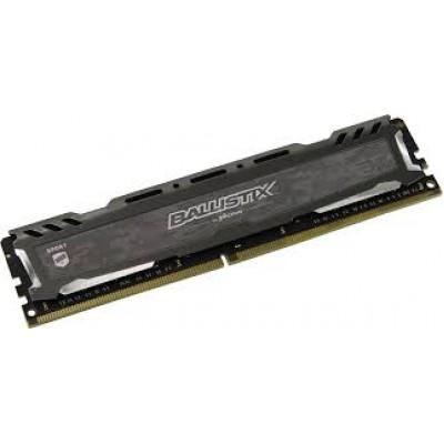 Оперативная память DDR-4 16GB PC-24000 Crucial [BLS16G4D30BESB]