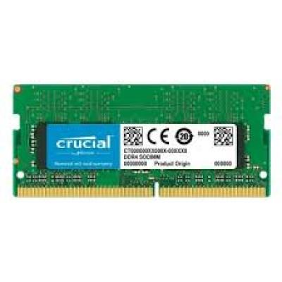 Оперативная память SO-DDR-4 4GB PC-21300 Crucial [CT4G4SFS8266]