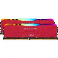 Оперативная память DDR-4 16GB (2x8GB) PC-25600 Crucial Ballistix RGB [BL2K8G32C16U4RL]
