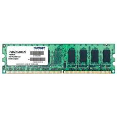 Оперативная память DDR-2 2GB PC-6400 Patriot [PSD22G80026]