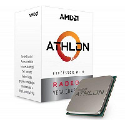 Процессор <AM4> AMD Athlon 200GE (BOX)