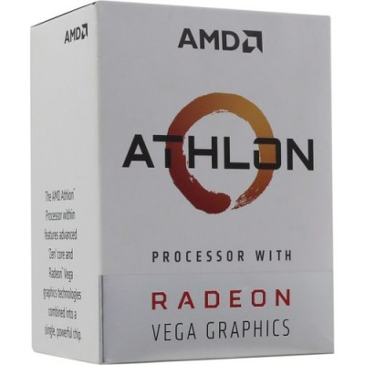 Процессор <AM4> AMD Athlon 240GE (BOX)
