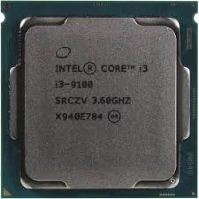Процессор Intel Core i3-9100 LGA1151 OEM v2