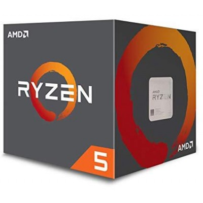 Процессор <AM4> AMD Ryzen 5 1600 BOX