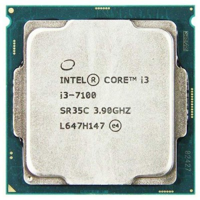 Процессор Intel Core i3-7100 LGA1151 OEM