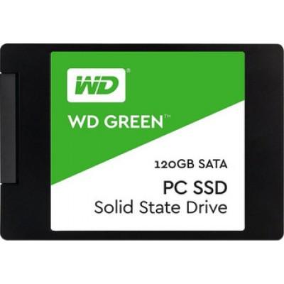 """SSD 240Gb WD GREEN [WDS240G2G0A] 2,5"""" SATA III"""