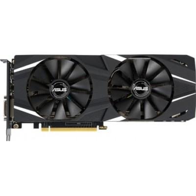 Видеокарта ASUS GeForce RTX 2060 DUAL OC 6GB GDDR6 DUAL-RTX2060-O6G-EVO (6GB, GDDR6, 192 bit) Retail