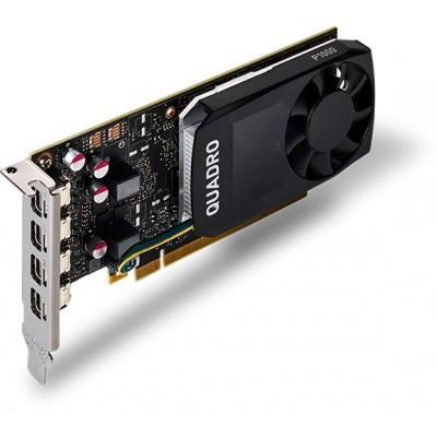 В-карта PNY Quadro P1000 4GB GDDR5 (VCQP1000BLK-5)