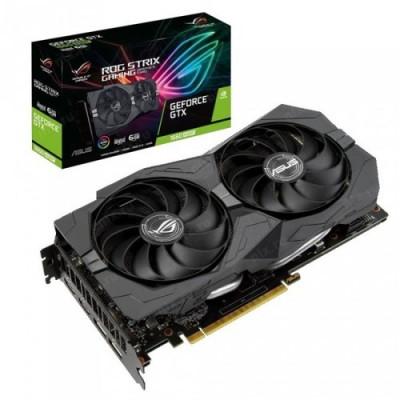 Видеокарта ASUS GeForce GTX 1660 SUPER ROG Strix OC 6Gb GDDR6 [ROG-STRIX-GTX1660S-O6G-GAMING] Retail