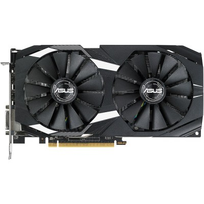 Видеокарта ASUS RX 580 OC 4GB <DUAL-RX580-O4G> (4096Mb, GDDR5, 256 bit) Retail
