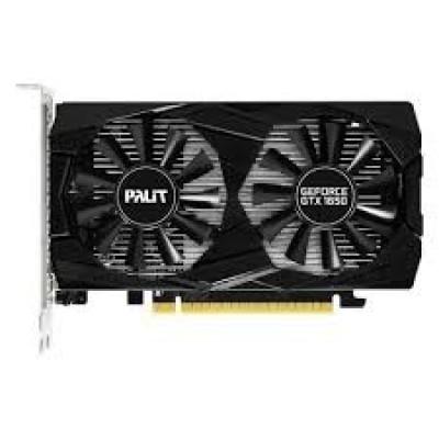 Видеокарта Palit GeForce GTX 1650 Dual OC 4GB <NE51650T1BG1-1171D> (4096MB, GDDR5, 128 Bit)