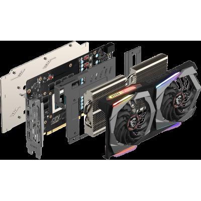 Видеокарта MSI GeForce RTX 2060 SUPER GAMING X 8G [RTX 2060 SUPER GAMING X] (8192Mb, GDDR6, 256 bit) Retail