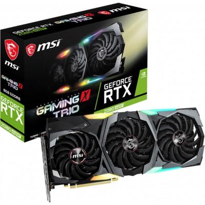 Видеокарта MSI GeForce RTX 2080 Super Gaming X Trio 8GB GDDR6 [RTX 2080 Super Gaming X Trio 8GB] Retail
